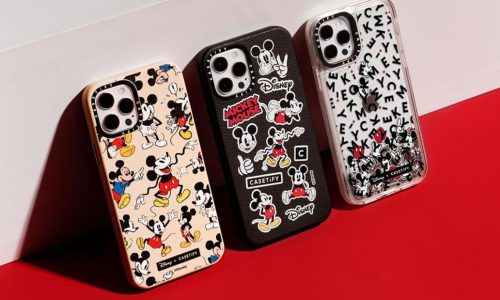 Casetify Disney Collection: Mickey Mouse'u tüm Apple cihazlarınıza koyar