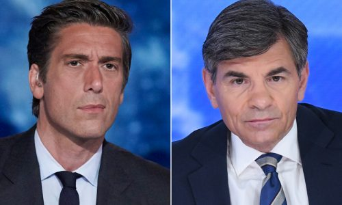David Muir'in ABC News'teki yeni rolü, George Stephanopoulos'la drama ve Bob Iger'in ziyaretine yol açıyor